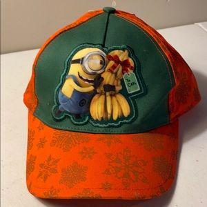 Dispicable Me baseball cap NWT